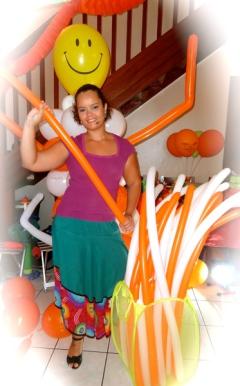 anniversaire magique à la Réunion - Sarah Animation - David GABRIEL