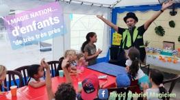 Sarah Animation, David GABRIEL, magie, maquillage et ballon pour les anniversaires d'enfants à la Réunion 974, Saint-Denis