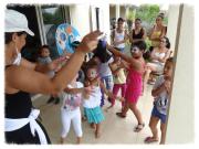 Sarah et David GABRIEL maquillage et ballon pour les anniversaires pour enfants à la Réunion 974