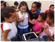 Sarah Animation, David GABRIEL, maquillage et ballon, karaoké pour anniversaires d'enfants, à la Réunion 974